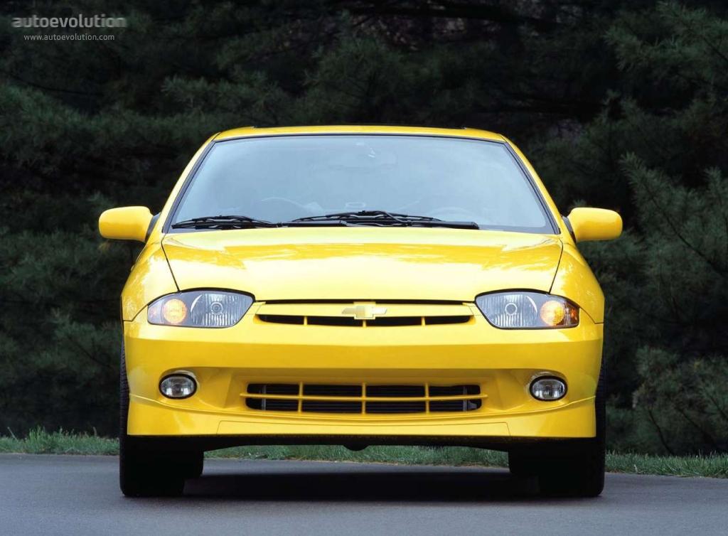 Chevrolet Cavalier Coupe Specs