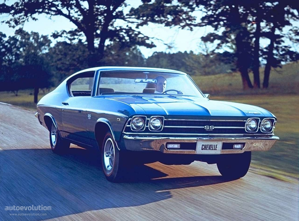 CHEVROLET Chevelle Super Sport specs & photos - 1969, 1970 ...