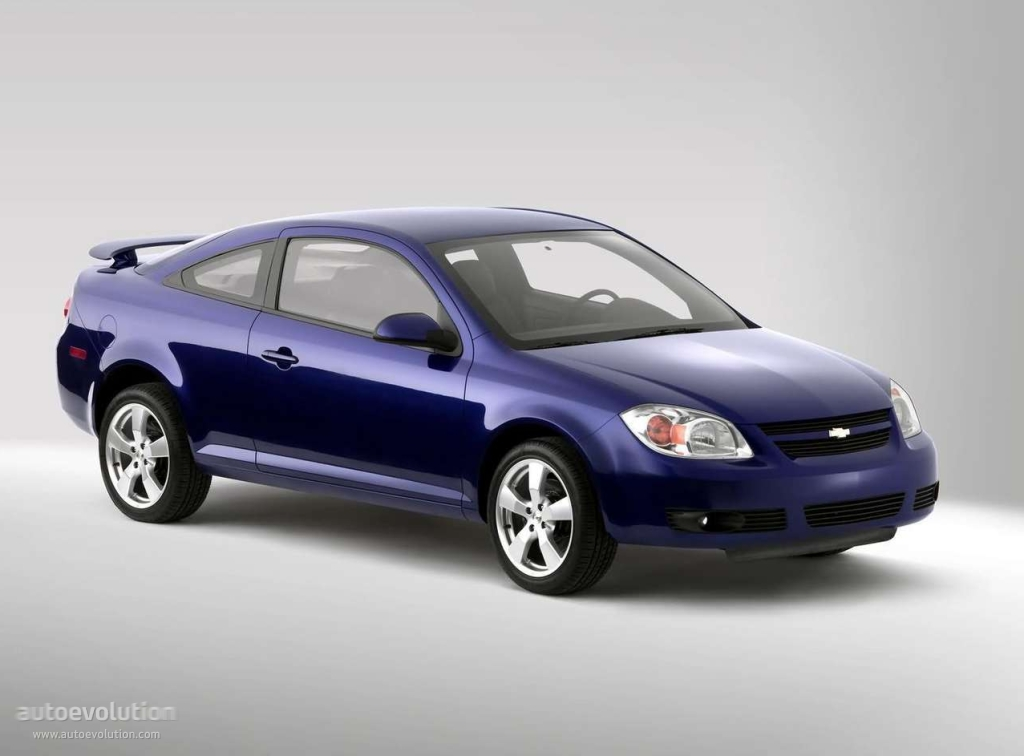 Chevrolet Cobalt Coupe 2004 2007