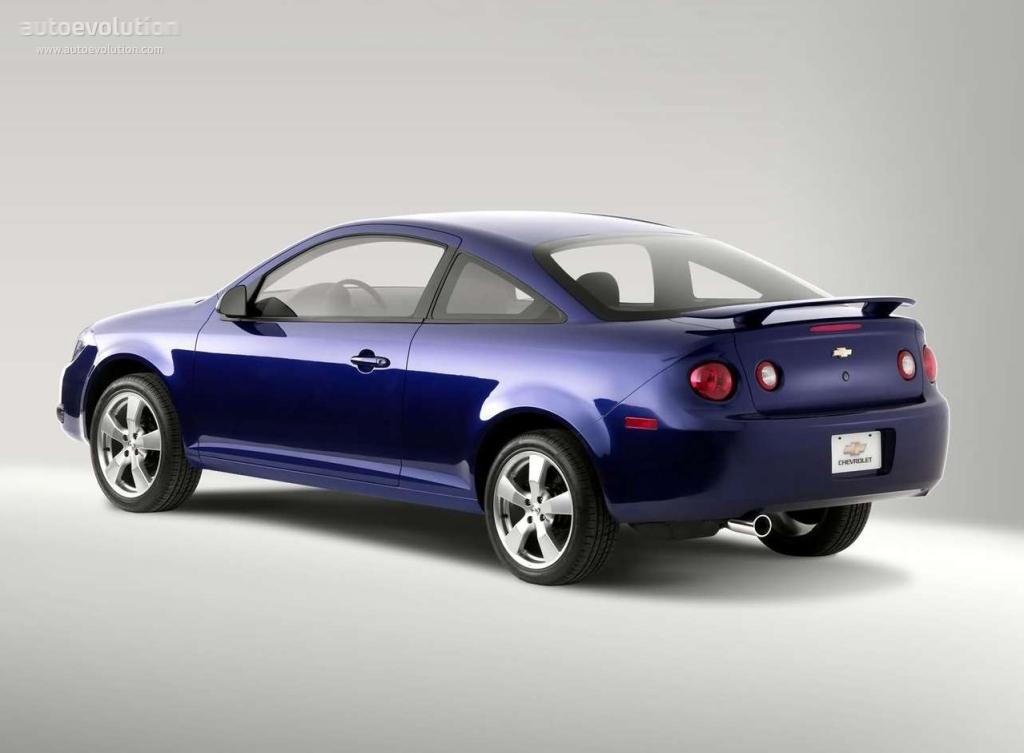 2005 Chevrolet Silverado 1500 >> CHEVROLET Cobalt Coupe specs & photos - 2004, 2005, 2006 ...