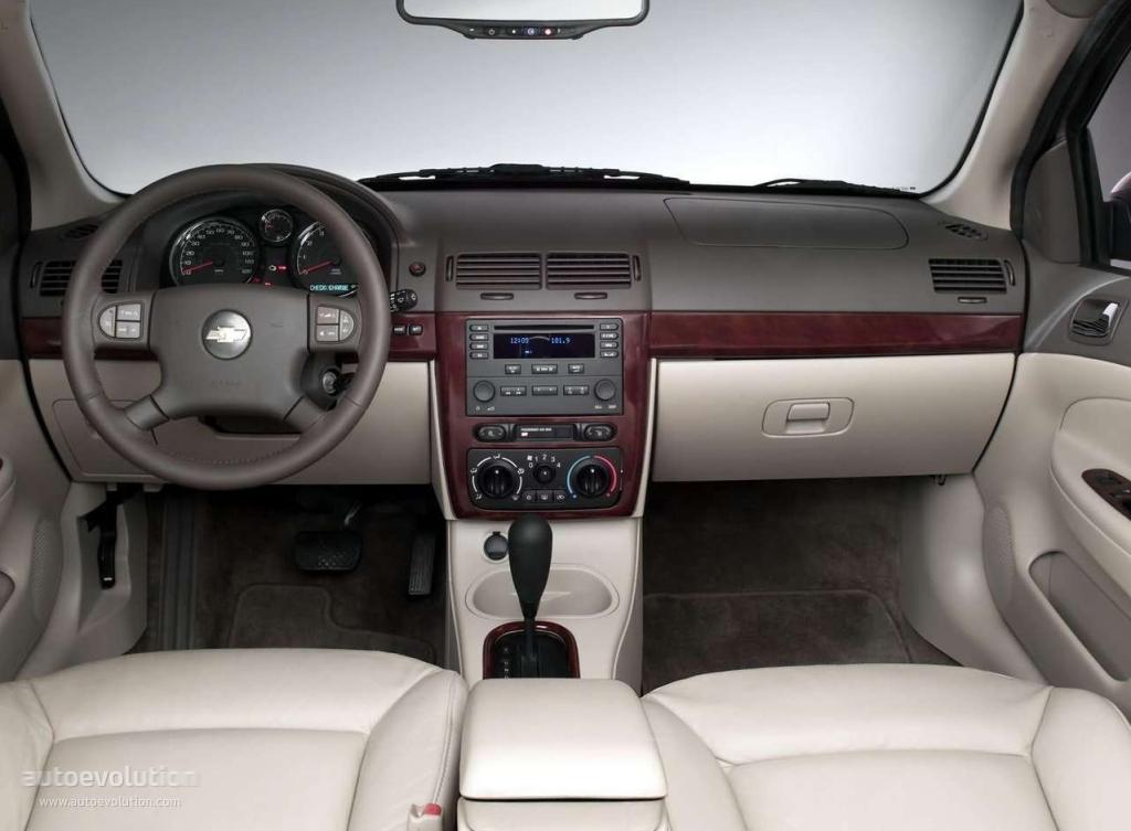 CHEVROLET Cobalt Coupe specs & photos - 2004, 2005, 2006