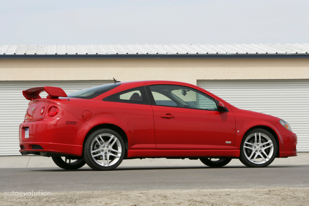 Chevrolet Cobalt Coupe Ss Specs 2008 2009 2010 2011