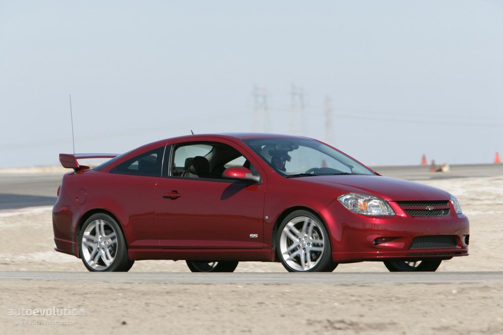 Chevrolet Cobalt Coupe Ss Spezifikationen Fotos 2008 2009 2010 2011 Autoevolution In Deutscher Sprache