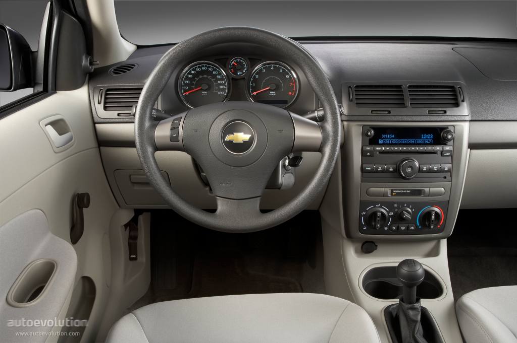 CHEVROLET Cobalt Sedan specs & photos - 2008, 2009, 2010 ...