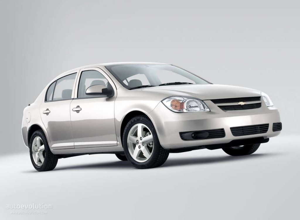 CHEVROLET Cobalt Sedan specs & photos - 2004, 2005, 2006 ...