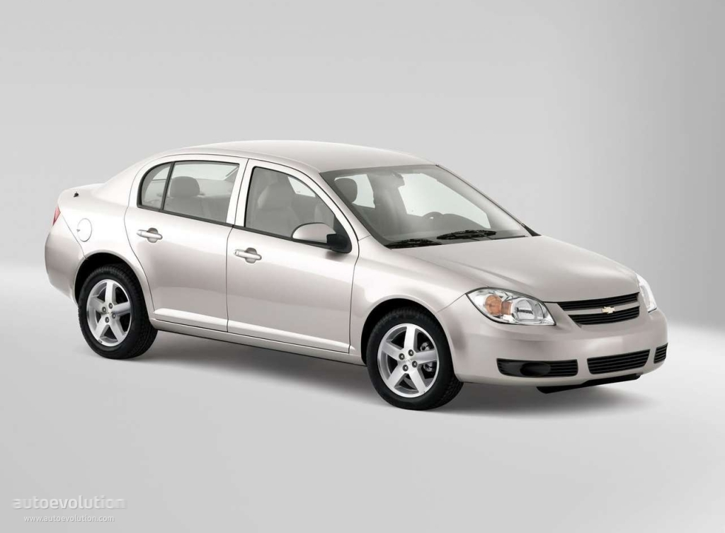 CHEVROLET Cobalt Sedan specs & photos - 2004, 2005, 2006 ...