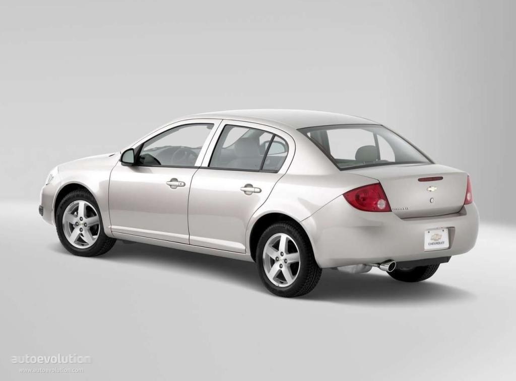 CHEVROLET Cobalt Sedan - 2004, 2005, 2006, 2007 ...