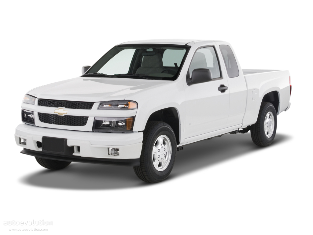 chevrolet colorado extended cab 2009 2012