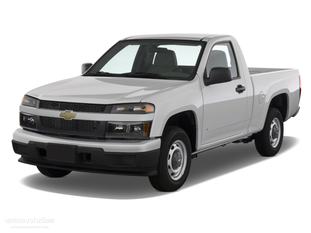 chevrolet colorado regular cab 2009 2012