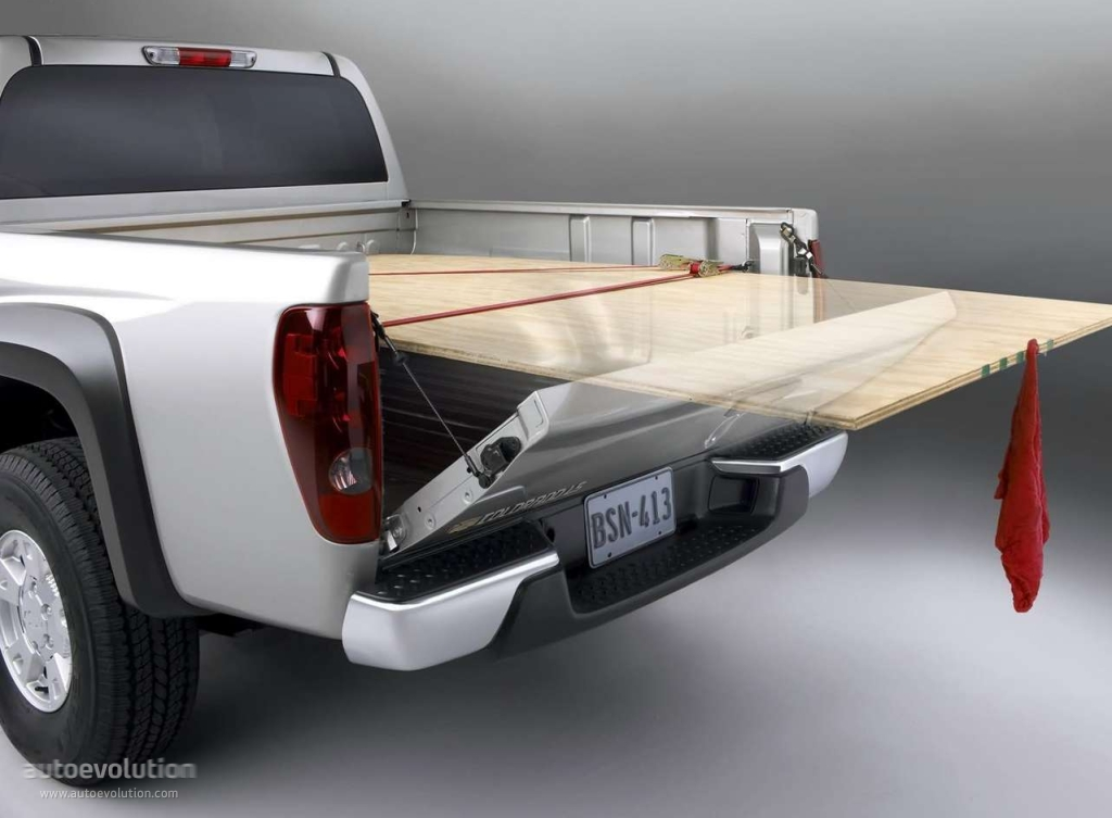 Chevy Colorado Crew Cab Bed Size