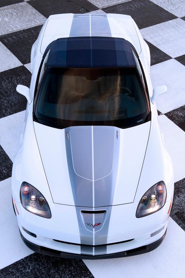Chevrolet Corvette 427 Convertible Collector Edition Specs Photos