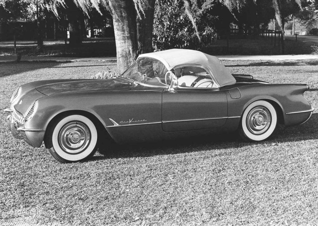 Chevrolet Corvette C1 Roadster V8 Specs Photos 1955 1956 1957