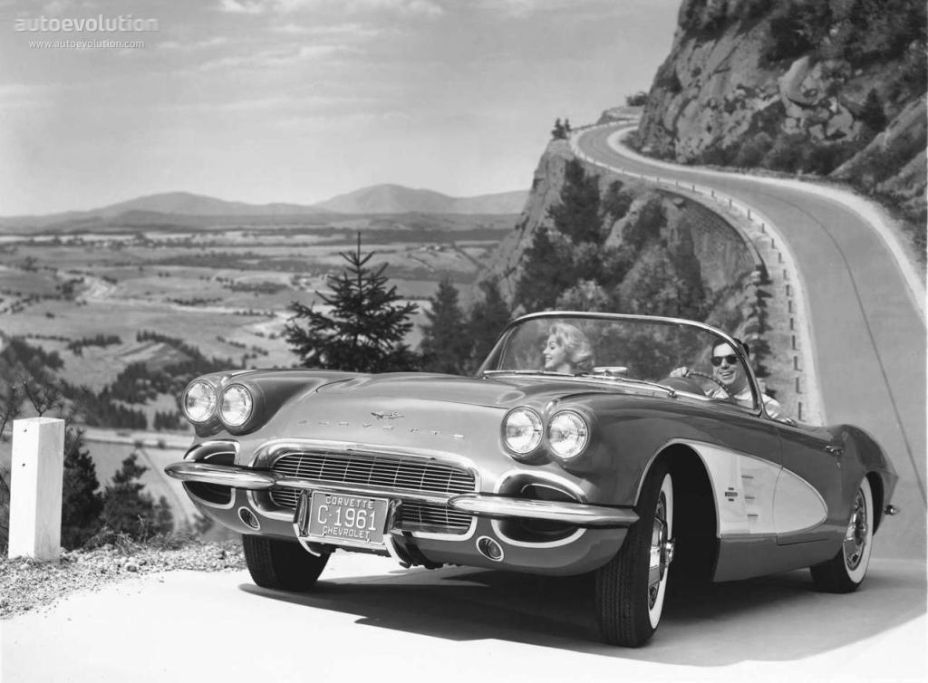 Chevrolet Corvette C1 V8 Convertible Specs Amp Photos 1958
