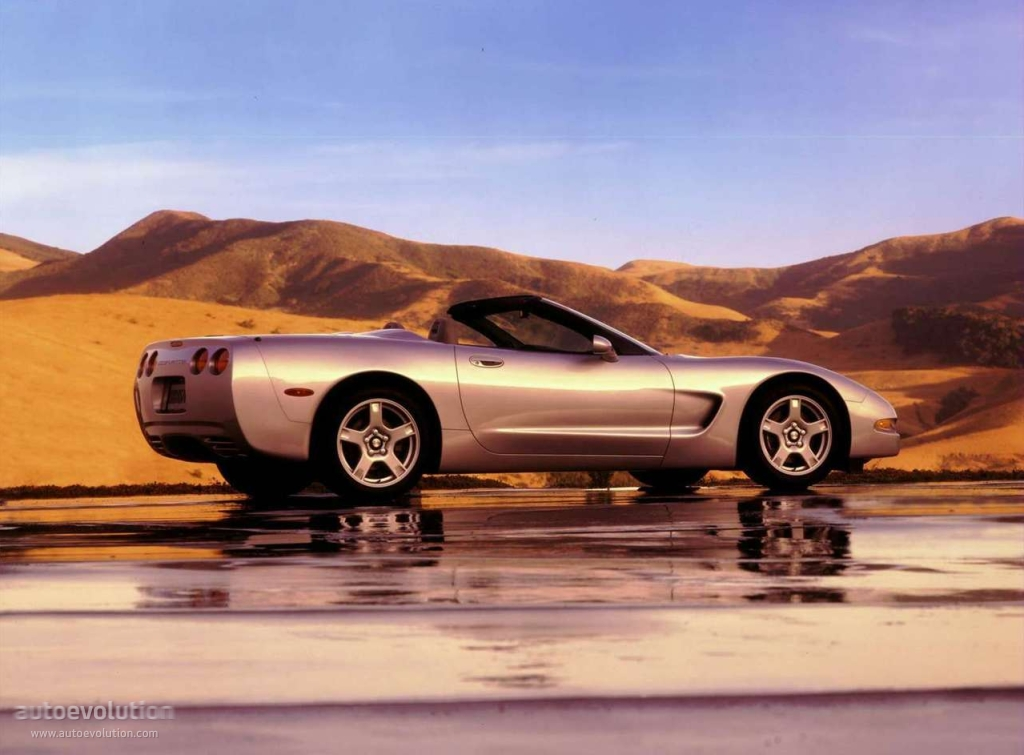 Chevrolet Corvette C5 Convertible Specs 1998 1999 2000