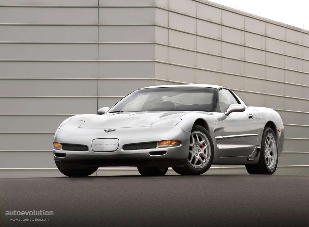 CHEVROLET Corvette C5 Z06 specs & photos - 2001, 2002, 2003