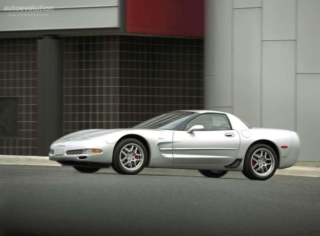 CHEVROLET Corvette C5 Z06 - 2001, 2002, 2003, 2004 ...
