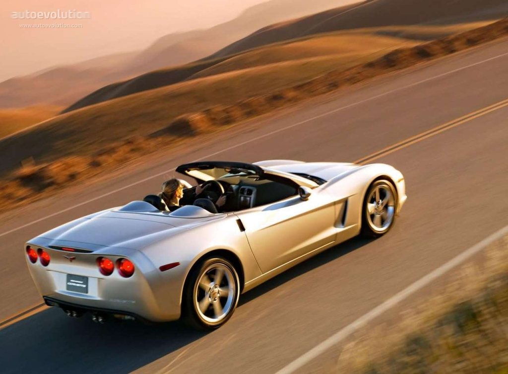 Chevrolet Corvette C6 Convertible Specs 2004 2005 2006