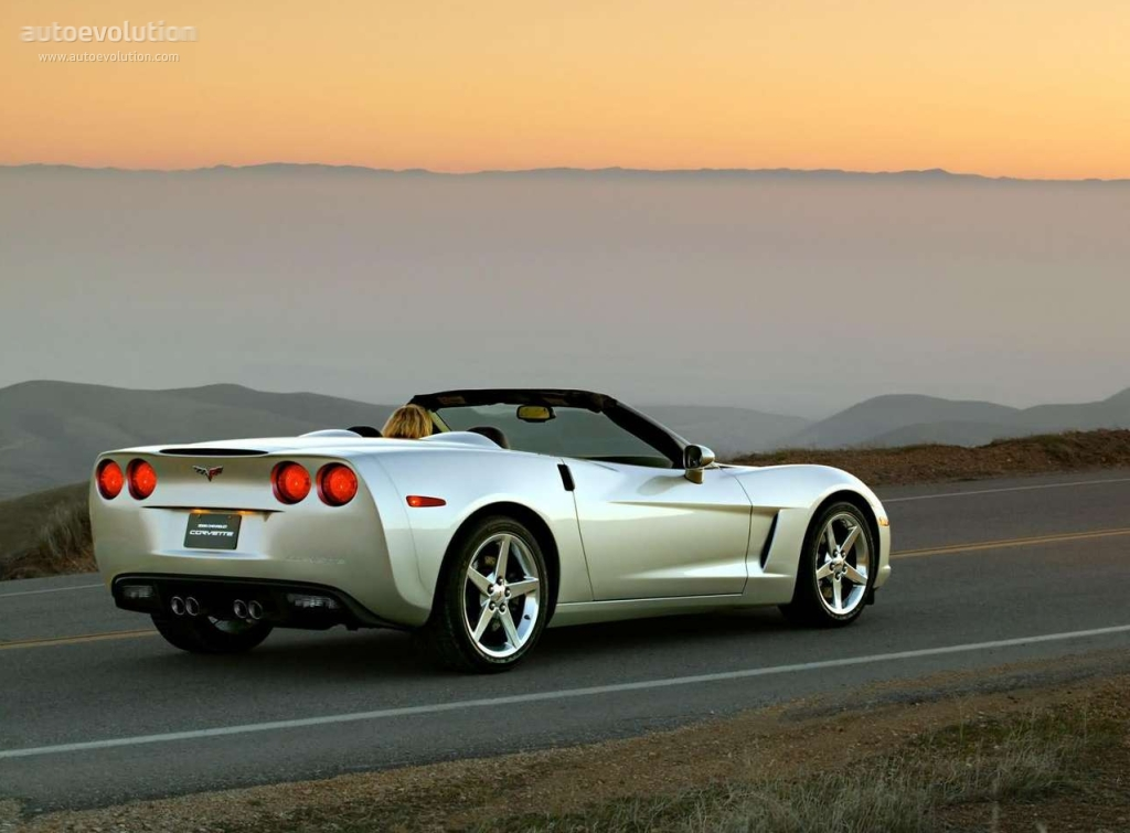 CHEVROLET Corvette C6 Convertible specs & photos - 2004 ...