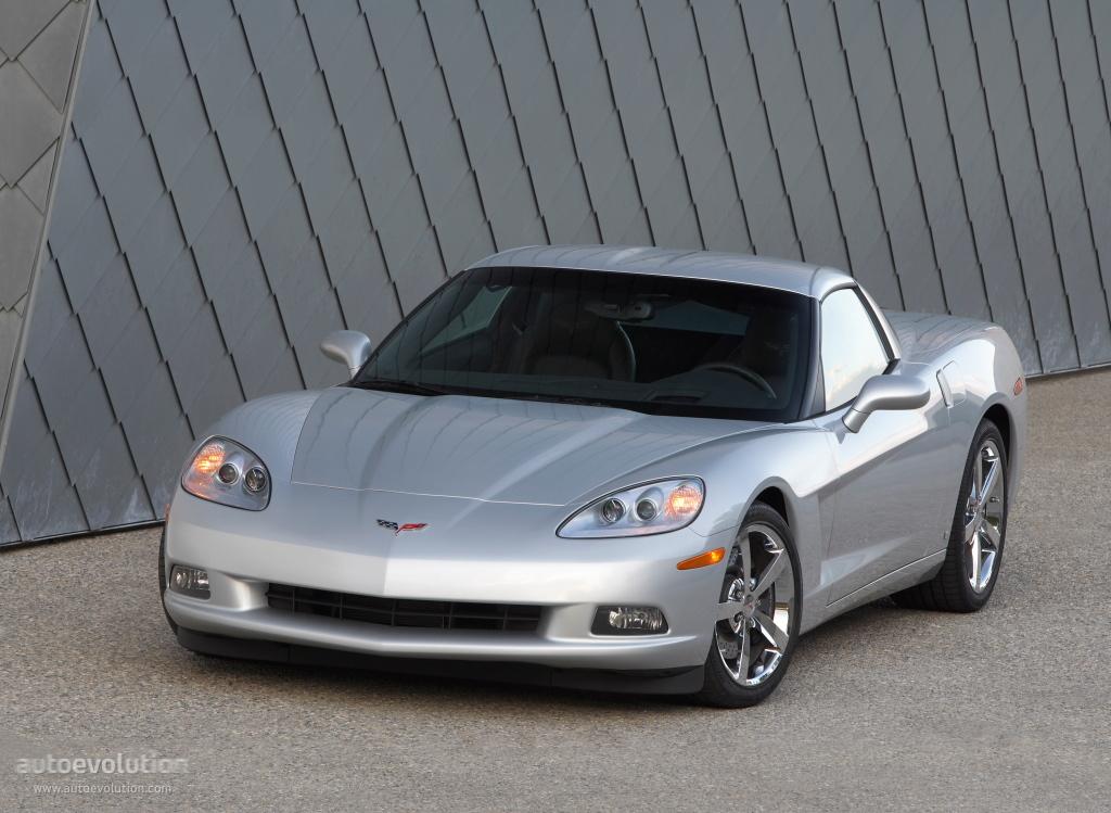 CHEVROLET Corvette Coupe specs & photos - 2008, 2009, 2010 ...