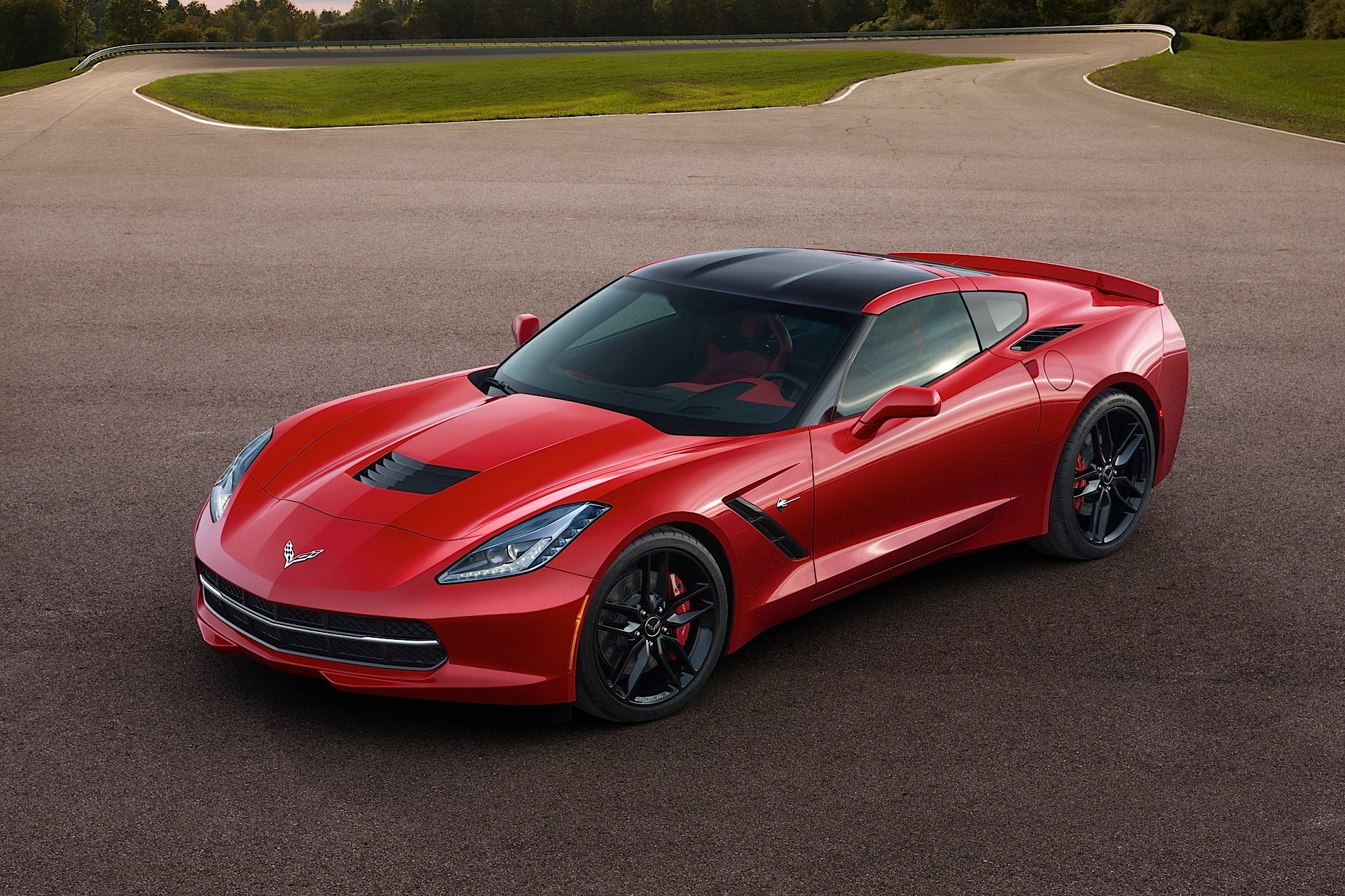Chevrolet Corvette Stingray C7 2017 Present