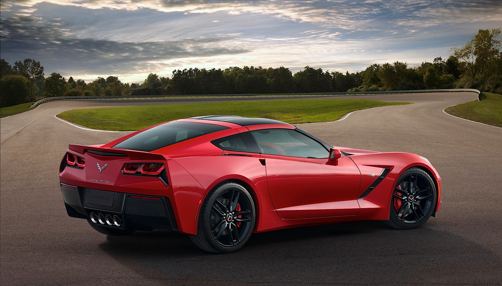chevrolet corvette stingray c7 specs 2013 2014 2015 2016 2017 2018 autoevolution. Black Bedroom Furniture Sets. Home Design Ideas