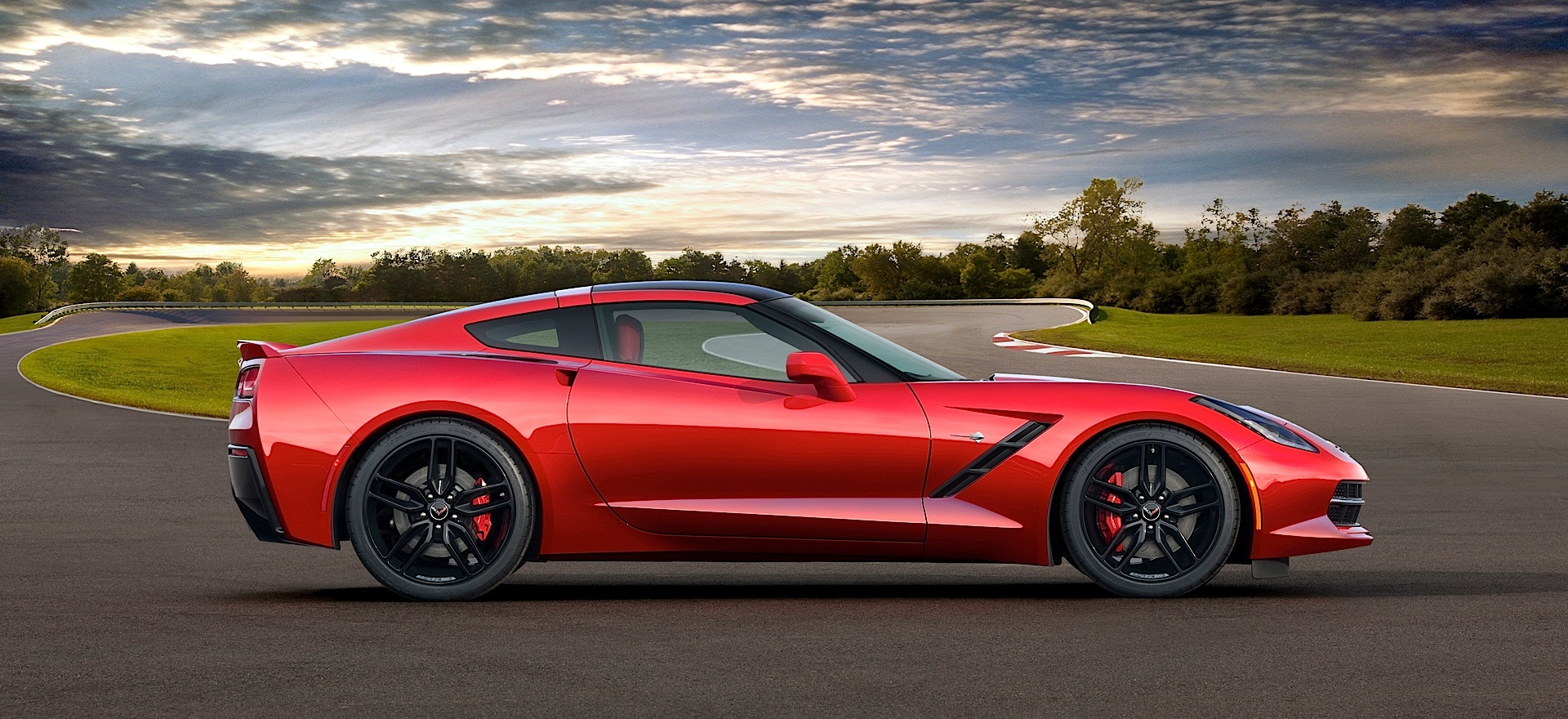 chevrolet corvette stingray c7 2013 2014 2015 2016 2017 autoevolution. Black Bedroom Furniture Sets. Home Design Ideas