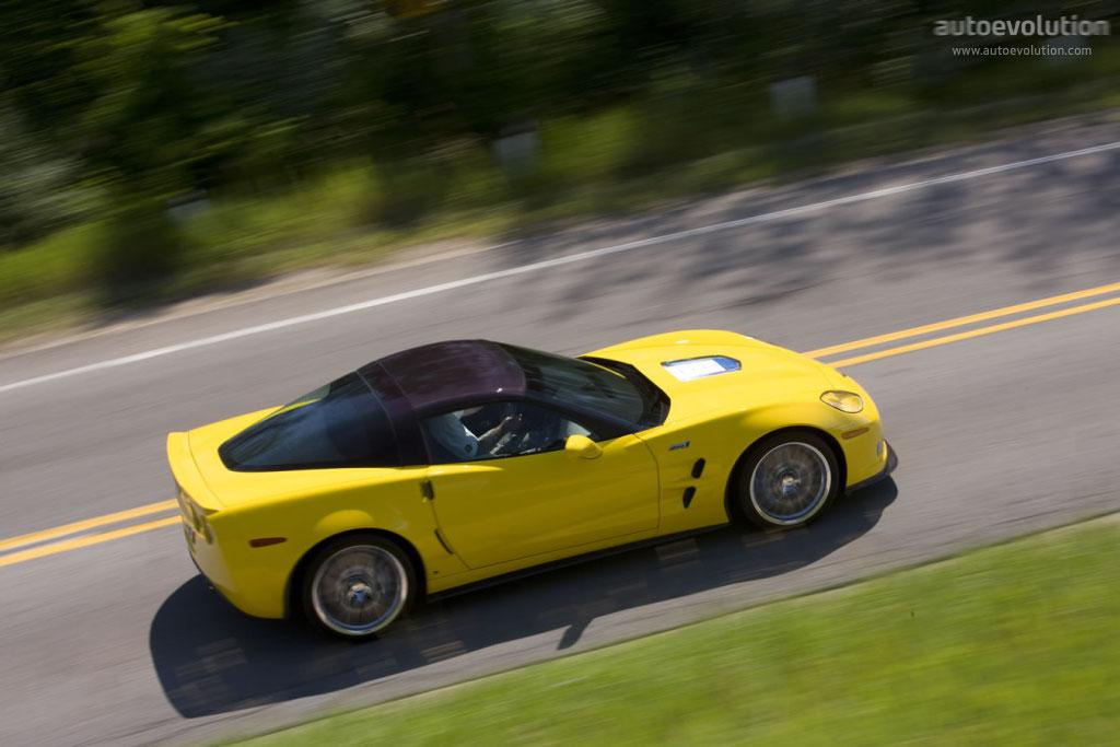 corvette zr1 2008 - photo #29