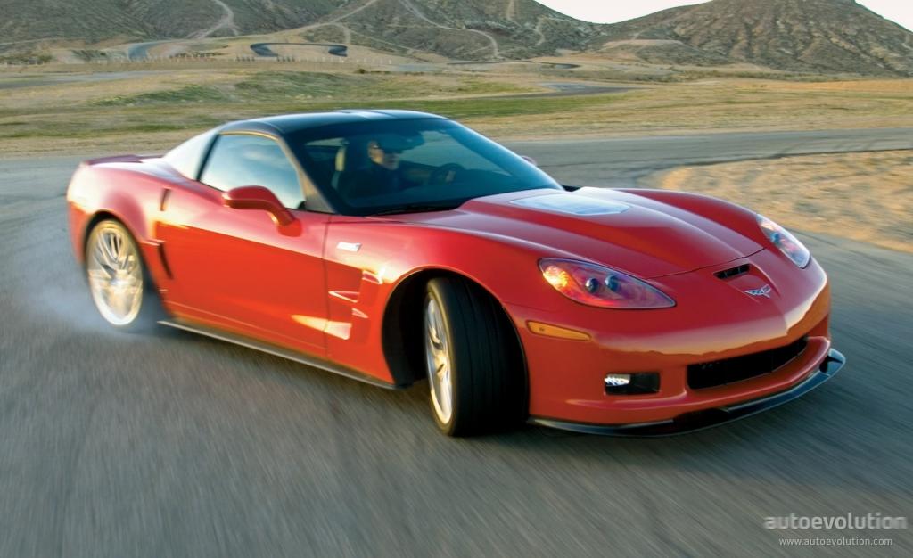 CHEVROLET Corvette ZR1 specs & photos - 2008, 2009, 2010, 2011, 2012 ...