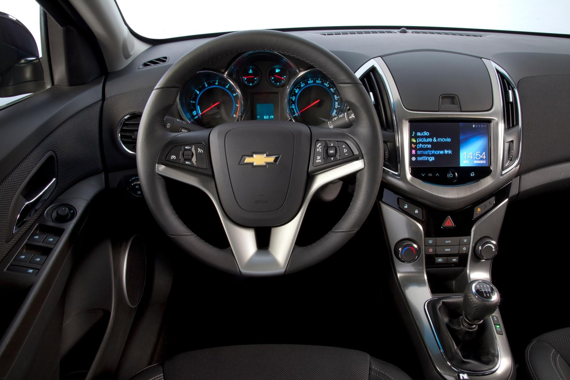 Chevrolet Cruze Hb5 Specs 2011 2012 2013 2014 2015