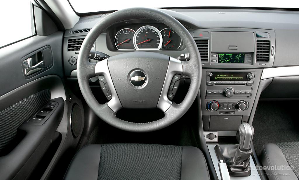 Chevrolet Epica 2006 2007 2008 2009 2010 2011