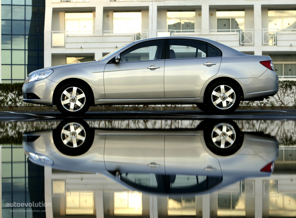 Chevrolet Epica Specs Photos 2006 2007 2008 2009 2010 2011