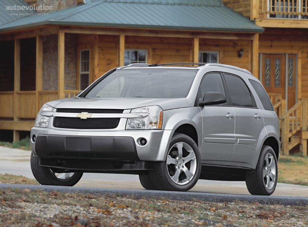 Chevrolet Equinox 2004 2005 2006 2007 2008 2009