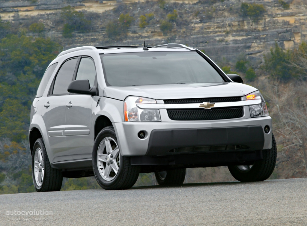 Chevrolet Equinox Specs Photos 2004 2005 2006 2007