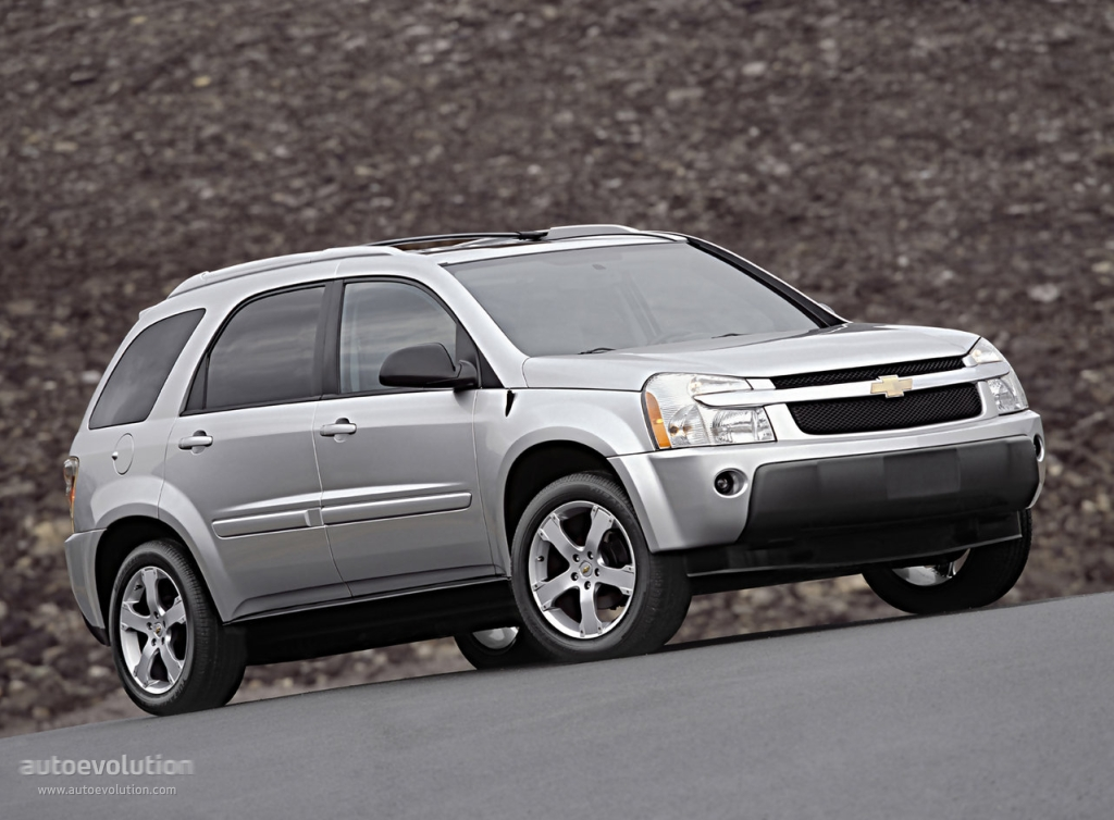Chevrolet Equinox Specs Amp Photos 2004 2005 2006 2007