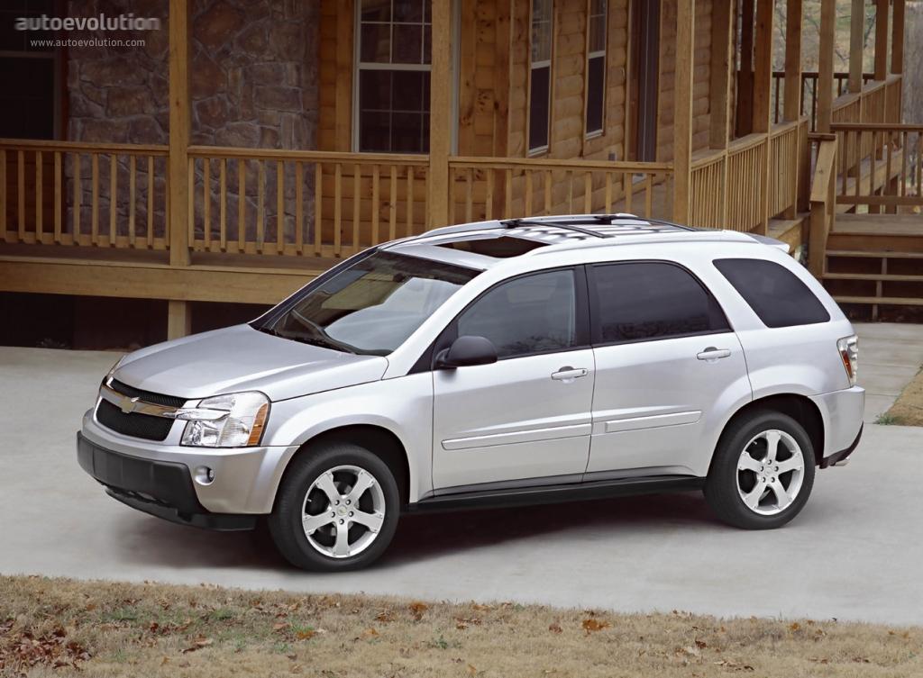 Chevrolet equinox specs 2004 2005 2006 2007 2008 2009 autoevolution
