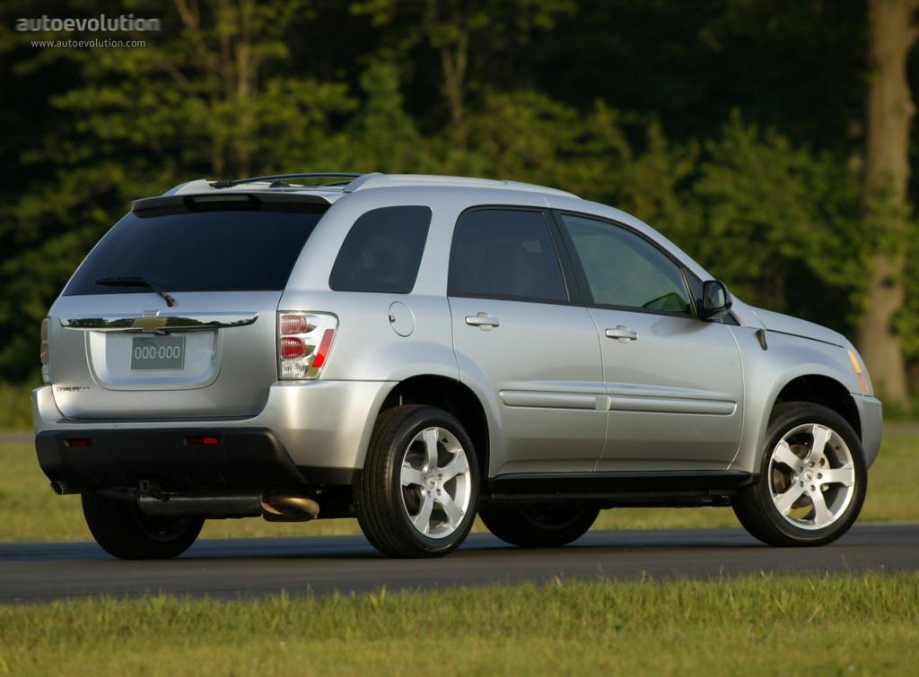 Chevrolet equinox 2004 2005 2006 2007 2008 2009 autoevolution