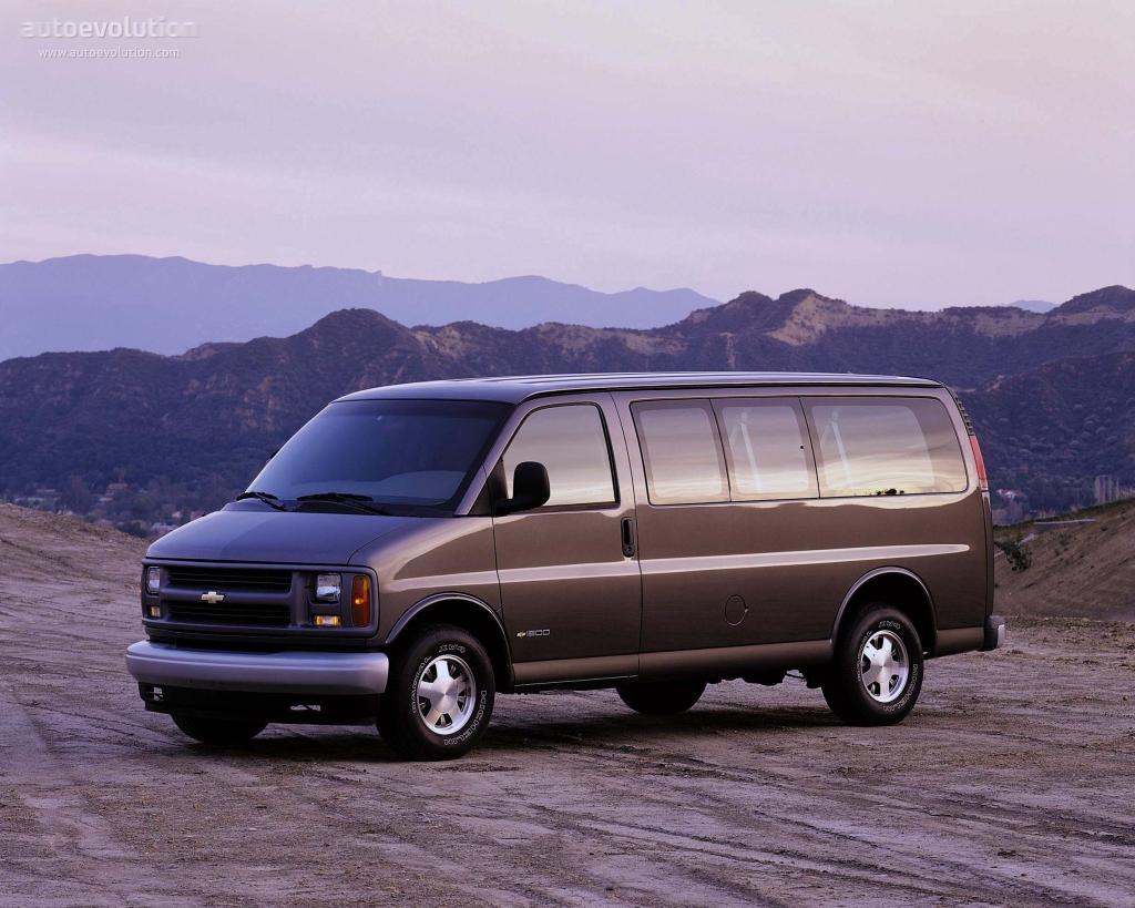Chevrolet Express 1995 1996 1997 1998 1999 2000