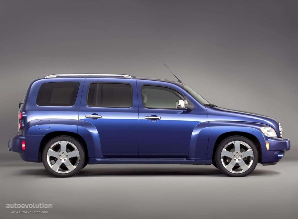 Chevrolet Hhr Specs Photos 2005 2006 2007 2008 2009 2010