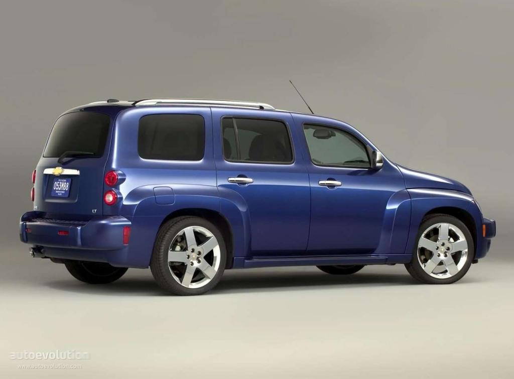 H And H Chevrolet >> CHEVROLET HHR - 2005, 2006, 2007, 2008, 2009, 2010, 2011