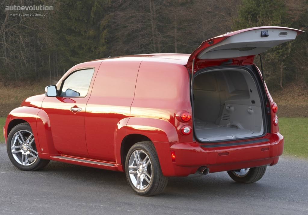 Chevrolet Hhr Panel Specs Amp Photos 2006 2007 2008