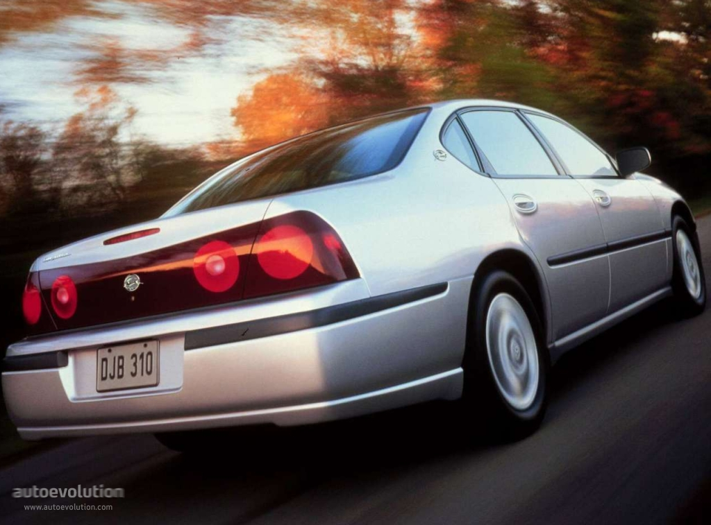 Chevrolet Impala Reviews >> CHEVROLET Impala - 1999, 2000, 2001, 2002, 2003, 2004, 2005 - autoevolution