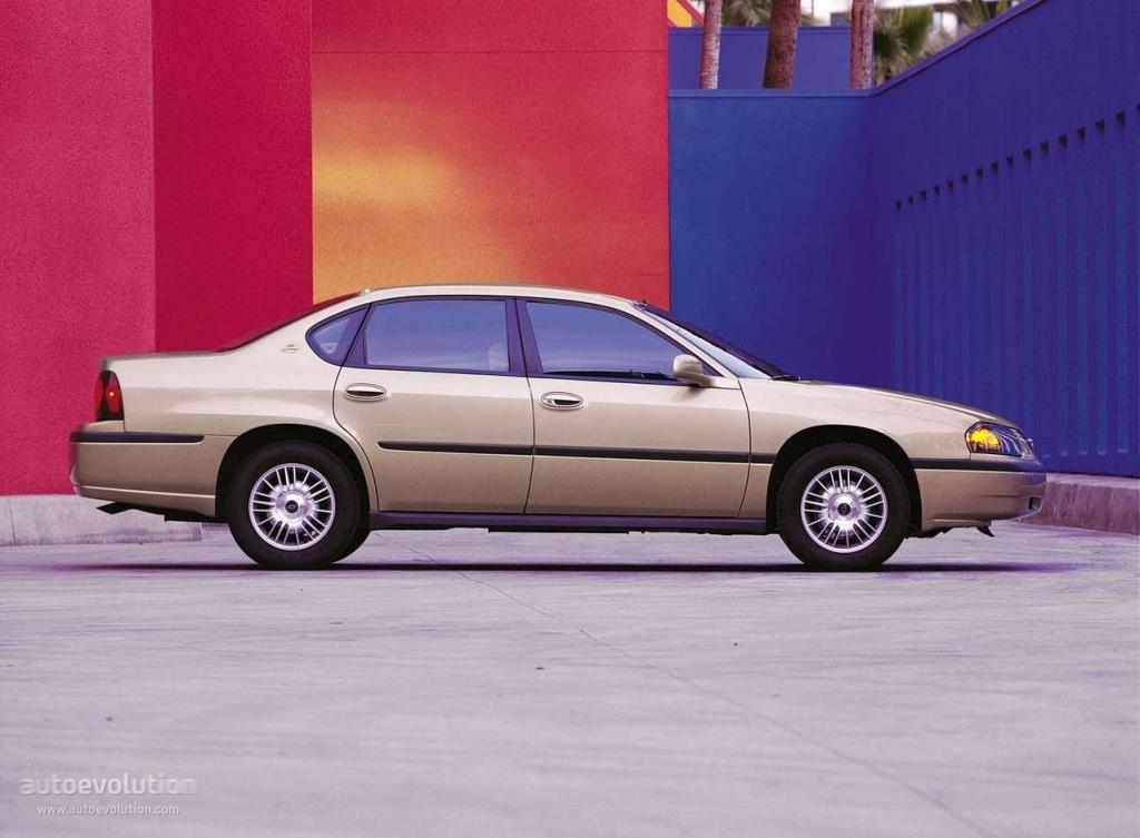 impala 1999 chevrolet 2005 cars autoevolution 2000 2001 2002 2004 2003