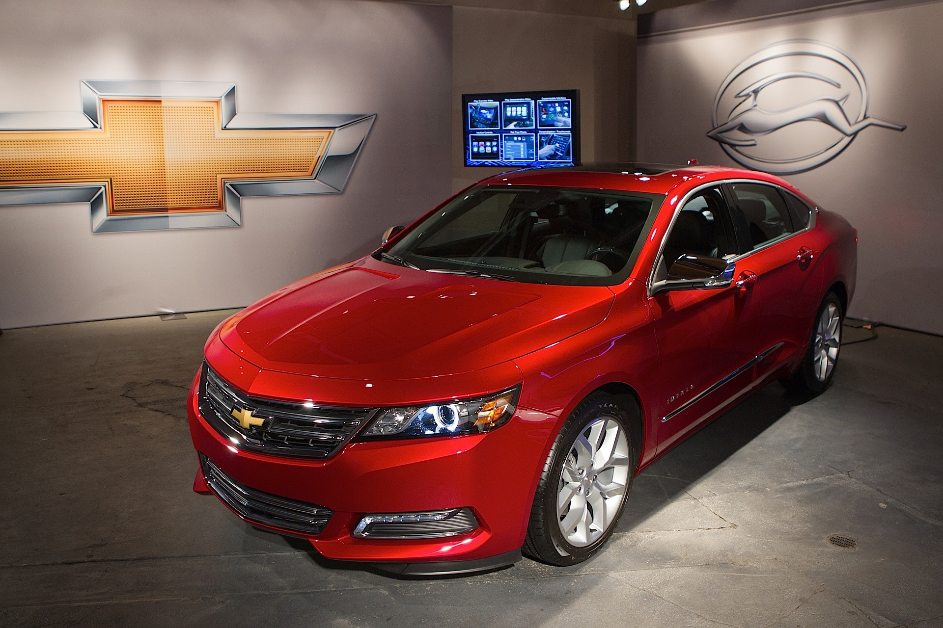 chevrolet impala specs  u0026 photos - 2013  2014  2015  2016  2017  2018