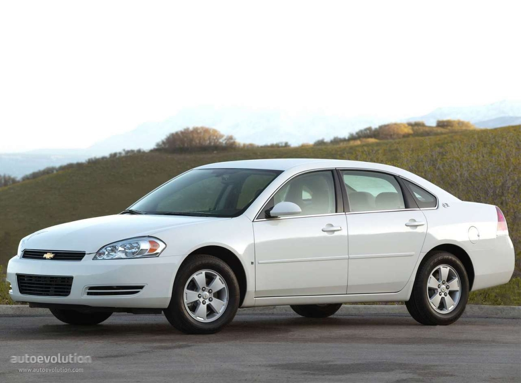 CHEVROLET Impala specs & photos - 2005, 2006, 2007, 2008 ...