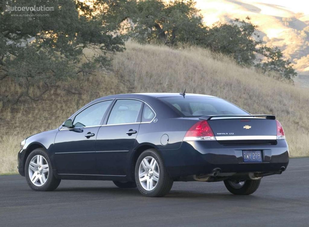 Chevrolet Impala 2005 2006 2007 2008 2009 2010