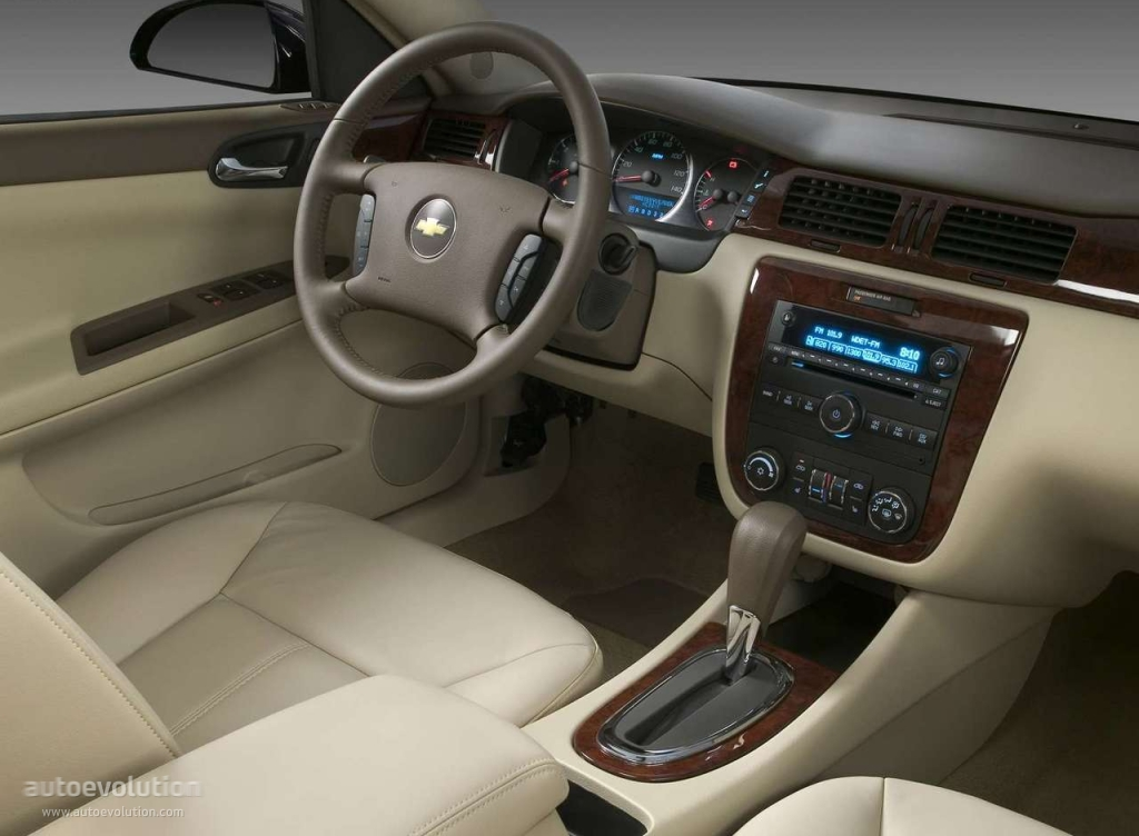 Chevrolet Impala 2005 2006 2007 2008 2009 2010 2011 2012 Autoevolution