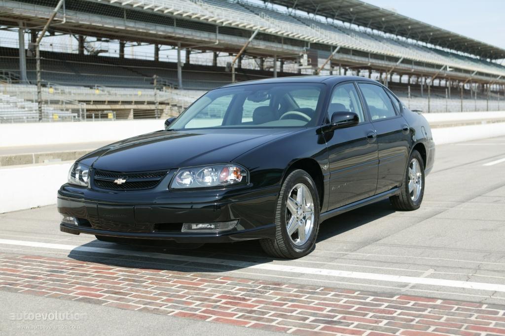 CHEVROLET Impala SS specs  2003 2004 2005  autoevolution