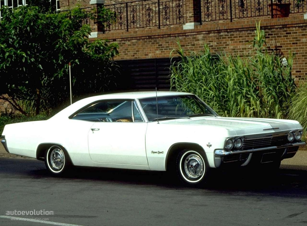 Chevrolet Impala Super Sport Coupe 1966 1970