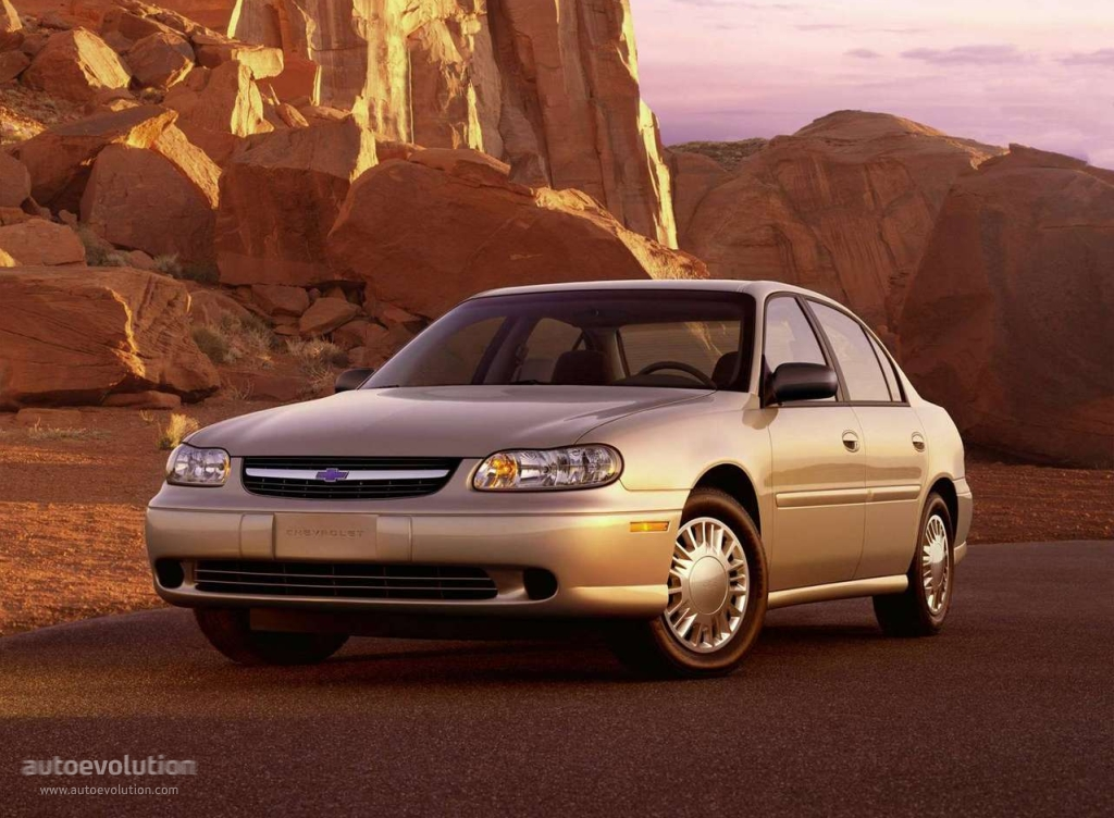 CHEVROLET Malibu specs & photos - 1996, 1997, 1998, 1999 ...