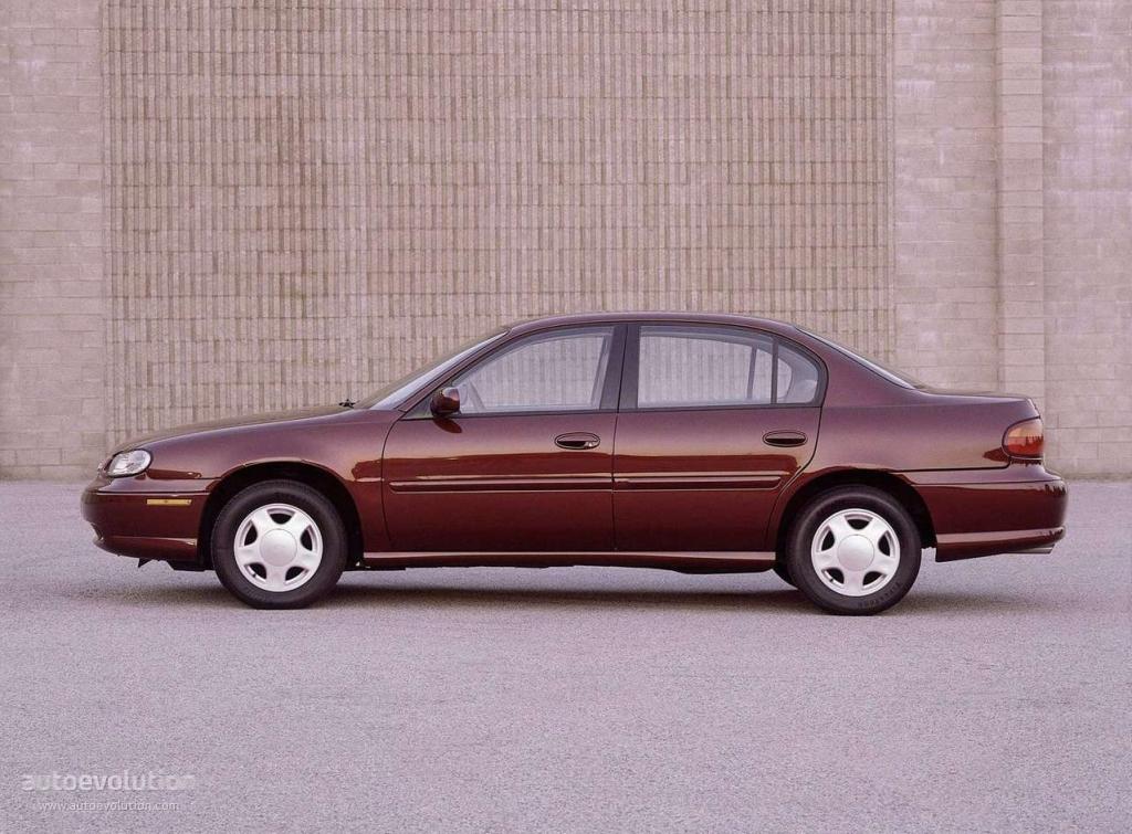 Chevrolet Malibu 1996 1997 1998 1999 2000 2001